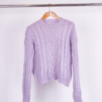 SWEATER FRISADO FLECHAS CENTRO - natural - unico