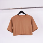 REMERA 30/1 CORTA - terracota - unico